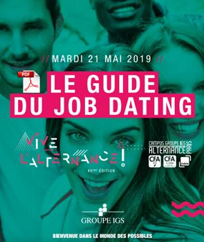 Guide Job Dating